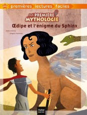 Oedipe et l'énigme du Sphinx adapté