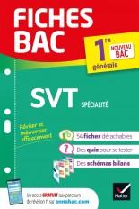 Fiches bac SVT 1re (spécialité)