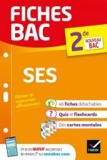 Fiches bac SES 2de