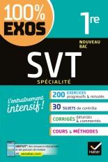 SVT (spécialité) 1re