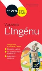 Profil - Voltaire, L'Ingénu