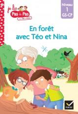 Téo et Nina GS CP Niveau 1 - En forêt avec Téo et Nina