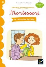 La rencontre de Philip - Premières lectures autonomes Montessori