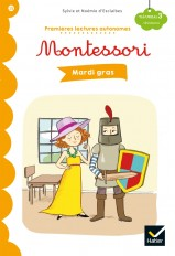 Mardi gras - Premières lectures autonomes Montessori