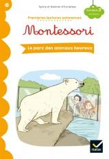 Premières lectures autonomes Montessori Niveau 3 - Le zoo des animaux heureux