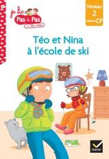 Téo et Nina CP Niveau 2 - Prêts pour l'école de ski