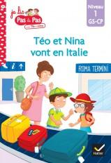 Téo et Nina GS CP Niveau 1 - Téo et Nina vont en Italie