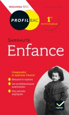 Profil - Sarraute, Enfance