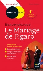 Profil - Beaumarchais, Le Mariage de Figaro