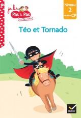 Téo et Nina CP Niveau 2 - Zorro et Tornado