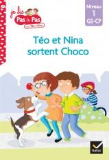Téo et Nina GS-CP Niveau 1 - Téo et Nina sortent Choco