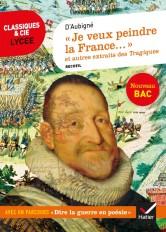 « Je veux peindre la France une mère affligée... »  et autres extraits des Tragiques