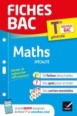 Fiches bac Maths Tle (spécialité)