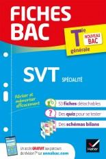 Fiches bac SVT Tle (spécialité)