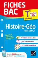 Fiches bac Histoire-Géographie Tle - Bac 2022