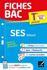 Fiches bac SES Tle (spécialité) - Bac 2022
