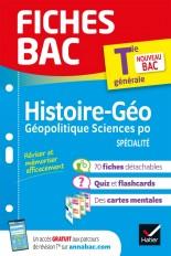 Fiches bac HGGSP Tle (spécialité) - Bac 2022