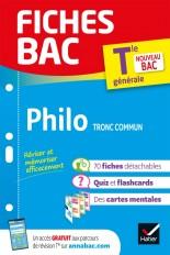 Fiches bac Philosophie Tle - Bac 2022