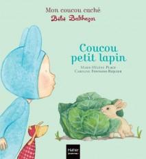 Bébé Balthazar - Coucou petit lapin - Pédagogie Montessori