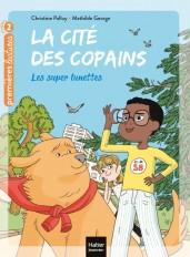 Cité des cop - Les super lunettes - niv 2