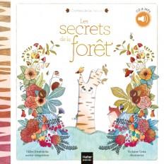 Les contes de la nature - Les secrets de la forêt 3/5 ans