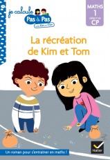 Kim et Tom début de CP niveau 1 - La récréation de Kim et Tom