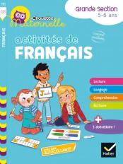 Chouette maternelle Activités de français Grande Section