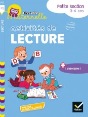 Chouette maternelle Activités de lecture Petite Section