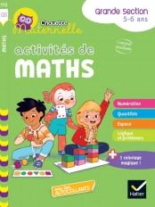 Chouette maternelle Activités de maths Grande Section