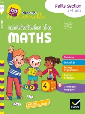 Chouette maternelle Activités de maths Petite Section