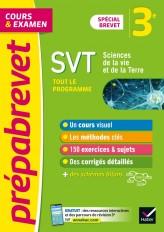 Prépabrevet SVT 3e Brevet 2022