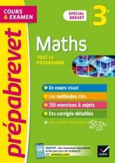 Prépabrevet Maths 3e Brevet 2022
