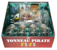 Coffret Le tonneau pirate
