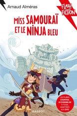 Miss Samouraï et le Ninja bleu