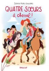 Quatre soeurs à cheval !