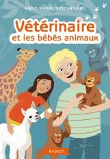 Vétérinaire et les bébés animaux