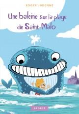 Une baleine sur la plage de Saint-Malo