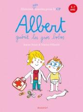 Albert guérit les gros bobos