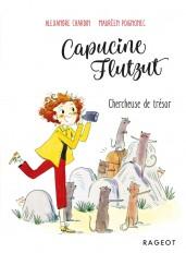 Capucine Flutzut chercheuse de trésor