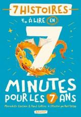 7 histoires à lire en 7 minutes pour les 7 ans
