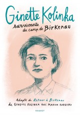 Ginette Kolinka, survivante du camp de Birkenau