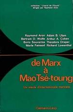 De Marx à Mao Tsé-toung