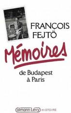 Mémoires de Budapest à Paris