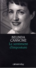 Le Sentiment d'imposture - Prix de la Société des Gens de Lettres 2005