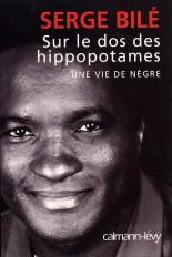 Sur le dos des hippopotames