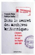 Dans le secret des archives britanniques