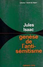 Genèse de l'antisémitisme