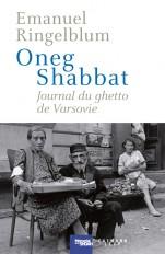 Oneg Shabbat - Journal du ghetto de Varsovie