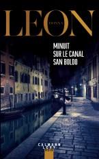 Minuit sur le canal San Boldo