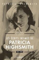 Les écrits intimes de Patricia Highsmith, 1941-1995